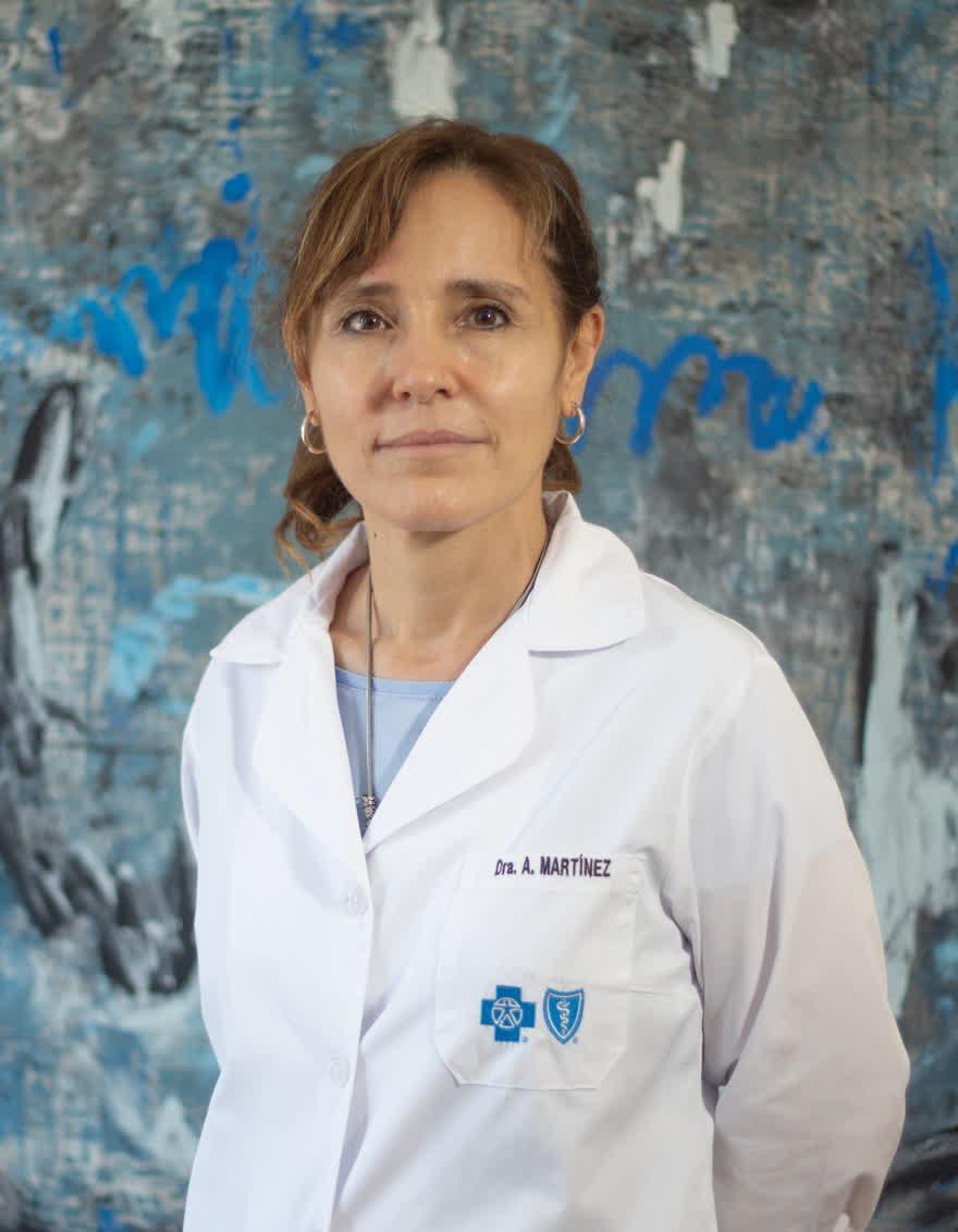 Dra. Alma Martínez