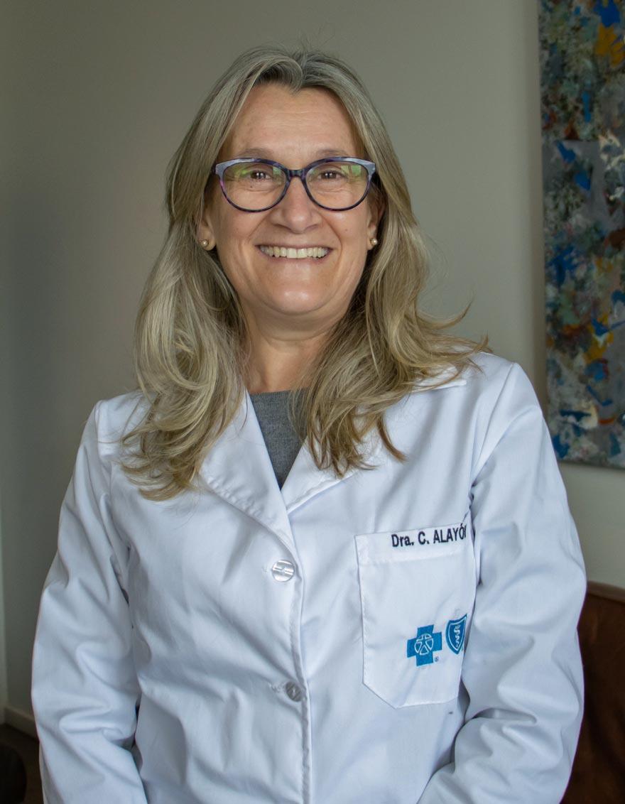 Dra. Ana Cecilia Alayón