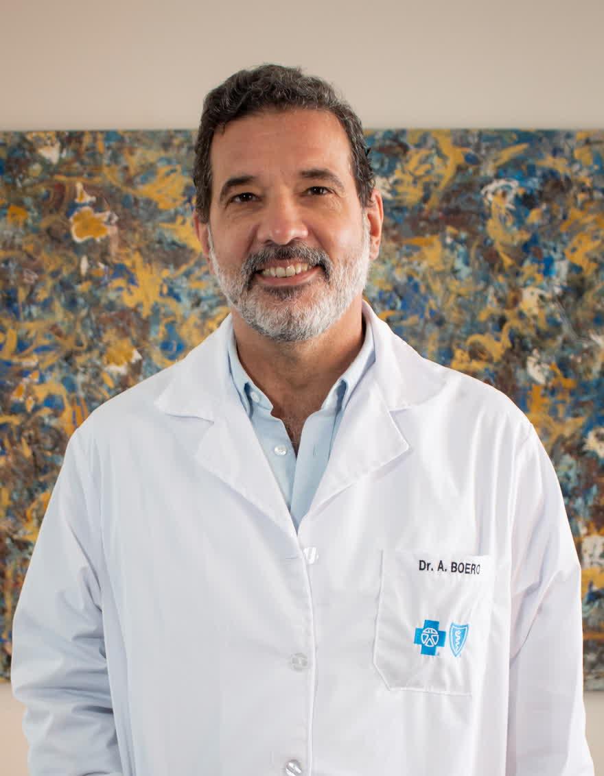 Dr. Andrés Boero