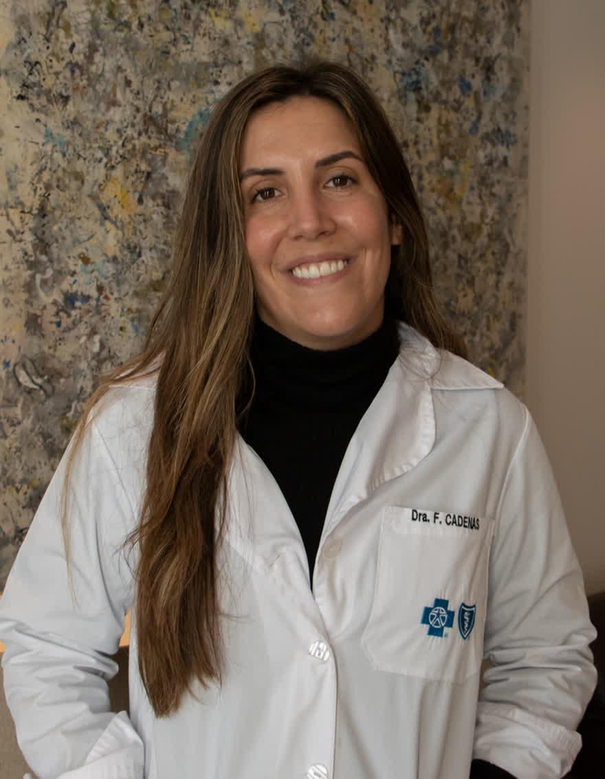 Dra. María Florencia Cadenas