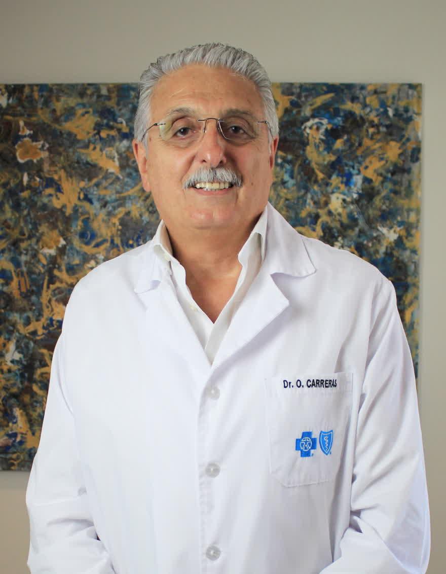 Dr. Óscar Alfredo Carreras